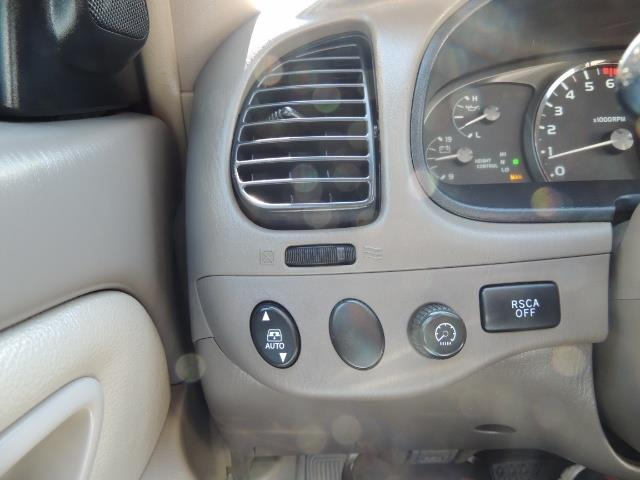2006 Toyota Sequoia LIMITED 4X4 / 8 SEATS NAVi DVD / FRESH TIMING BELT - Photo 46 - Portland, OR 97217