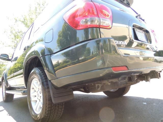 2006 Toyota Sequoia LIMITED 4X4 / 8 SEATS NAVi DVD / FRESH TIMING BELT - Photo 11 - Portland, OR 97217