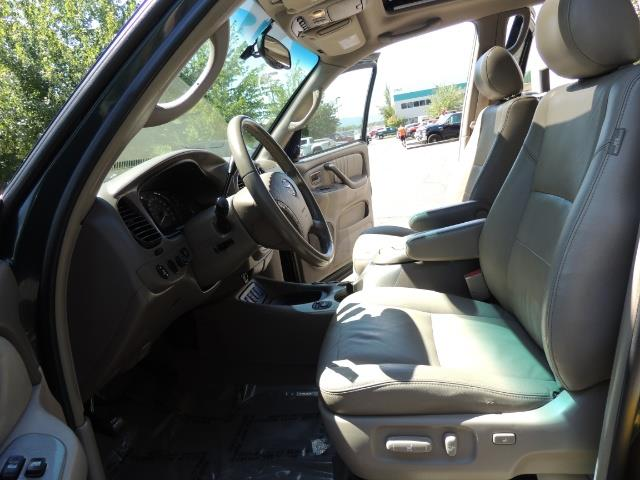 2006 Toyota Sequoia LIMITED 4X4 / 8 SEATS NAVi DVD / FRESH TIMING BELT - Photo 36 - Portland, OR 97217
