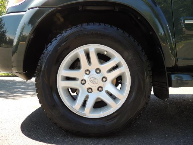 2006 Toyota Sequoia LIMITED 4X4 / 8 SEATS NAVi DVD / FRESH TIMING BELT - Photo 49 - Portland, OR 97217
