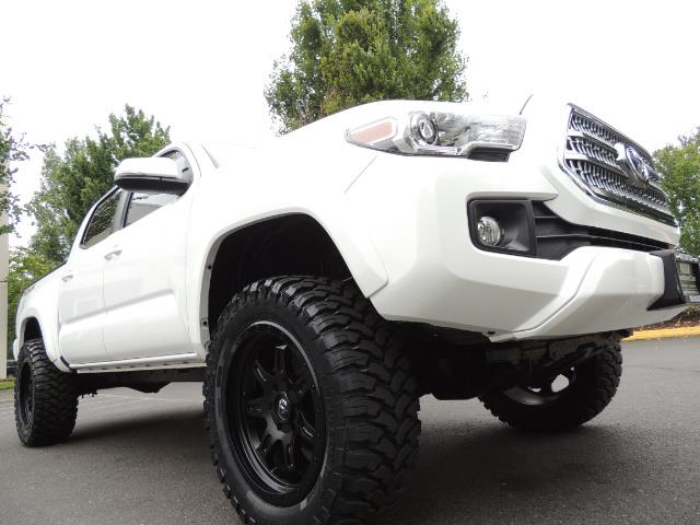 2016 Toyota Tacoma TRD Off-Road Sport / 4X4 / Blind Spot / Sunroof - Photo 12 - Portland, OR 97217