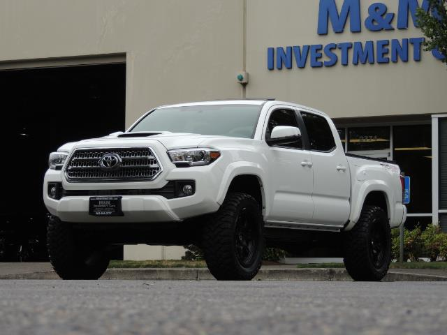 2016 Toyota Tacoma TRD Off-Road Sport / 4X4 / Blind Spot / Sunroof - Photo 51 - Portland, OR 97217