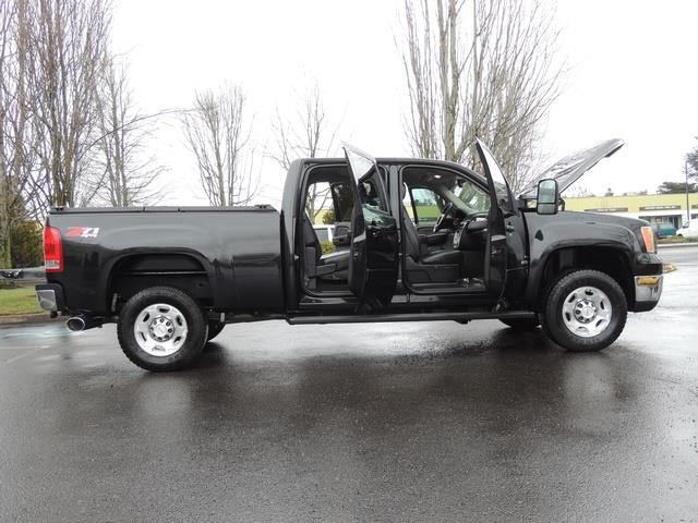2009 GMC Sierra 2500 SLE Z71 4X4 6.6 DURAMAX DIESEL ALLISON LEATHER - Photo 24 - Portland, OR 97217
