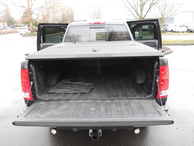 2009 GMC Sierra 2500 SLE Z71 4X4 6.6 DURAMAX DIESEL ALLISON LEATHER - Photo 8 - Portland, OR 97217
