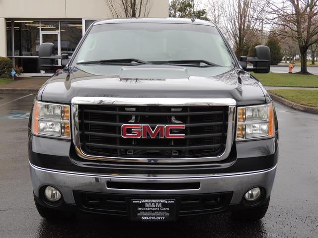 2009 GMC Sierra 2500 SLE Z71 4X4 6.6 DURAMAX DIESEL ALLISON LEATHER - Photo 5 - Portland, OR 97217