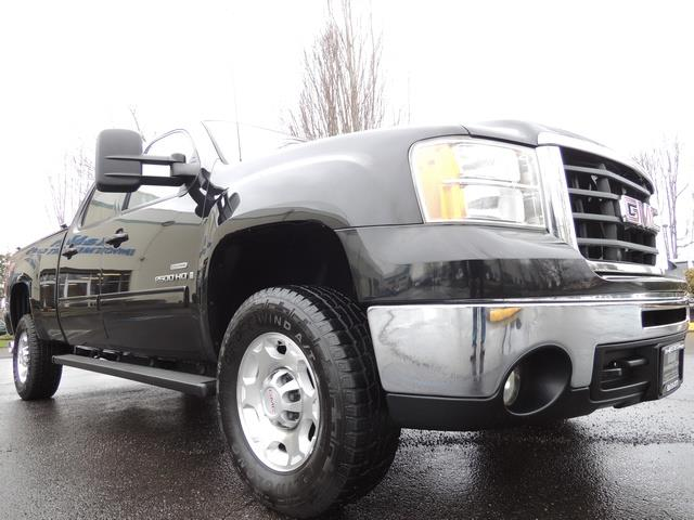 2009 GMC Sierra 2500 SLE Z71 4X4 6.6 DURAMAX DIESEL ALLISON LEATHER - Photo 12 - Portland, OR 97217