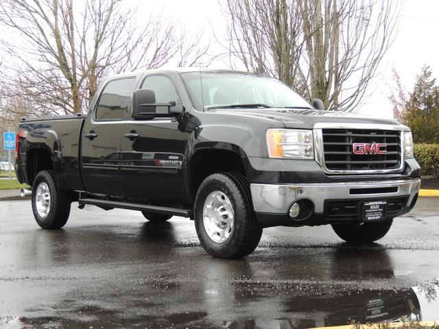 2009 GMC Sierra 2500 SLE Z71 4X4 6.6 DURAMAX DIESEL ALLISON LEATHER - Photo 2 - Portland, OR 97217
