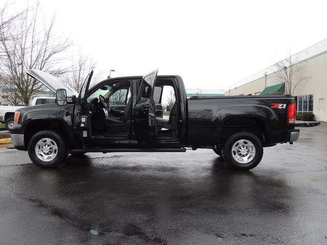 2009 GMC Sierra 2500 SLE Z71 4X4 6.6 DURAMAX DIESEL ALLISON LEATHER - Photo 23 - Portland, OR 97217