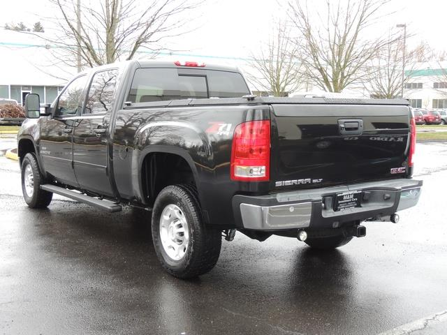 2009 GMC Sierra 2500 SLE Z71 4X4 6.6 DURAMAX DIESEL ALLISON LEATHER - Photo 7 - Portland, OR 97217