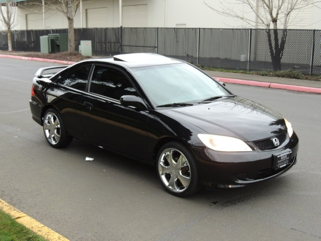 2004 Honda Civic Ex 2dr Coupe Automatic Excel Cond