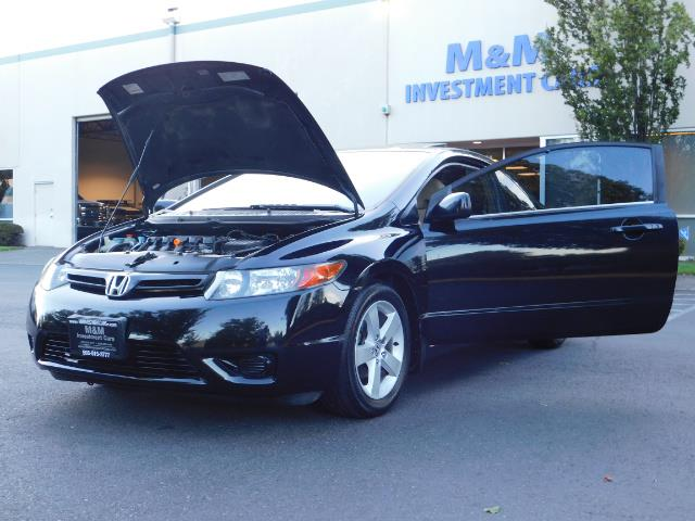 2006 Honda Civic EX / 2Dr Coupe / Sunroof / 5-Speed / Excel Cond - Photo 25 - Portland, OR 97217