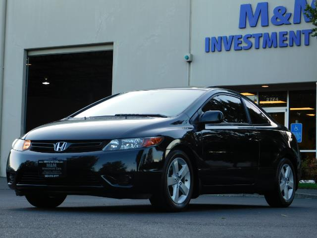 2006 Honda Civic EX / 2Dr Coupe / Sunroof / 5-Speed / Excel Cond - Photo 1 - Portland, OR 97217