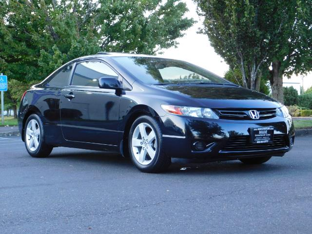 2006 Honda Civic EX / 2Dr Coupe / Sunroof / 5-Speed / Excel Cond - Photo 2 - Portland, OR 97217