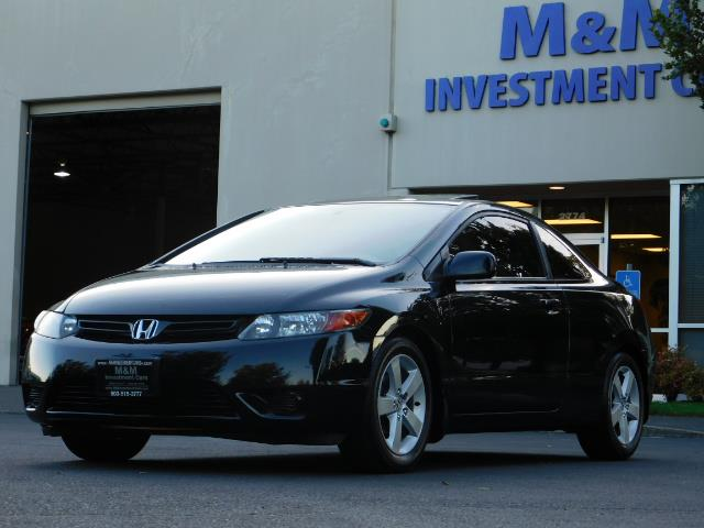 2006 Honda Civic EX / 2Dr Coupe / Sunroof / 5-Speed / Excel Cond - Photo 40 - Portland, OR 97217