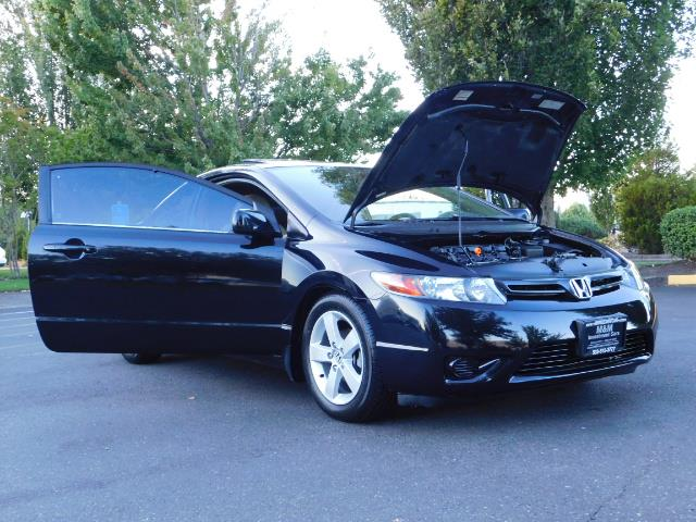 2006 Honda Civic EX / 2Dr Coupe / Sunroof / 5-Speed / Excel Cond - Photo 30 - Portland, OR 97217