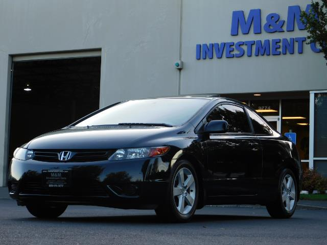 2006 Honda Civic EX / 2Dr Coupe / Sunroof / 5-Speed / Excel Cond - Photo 39 - Portland, OR 97217