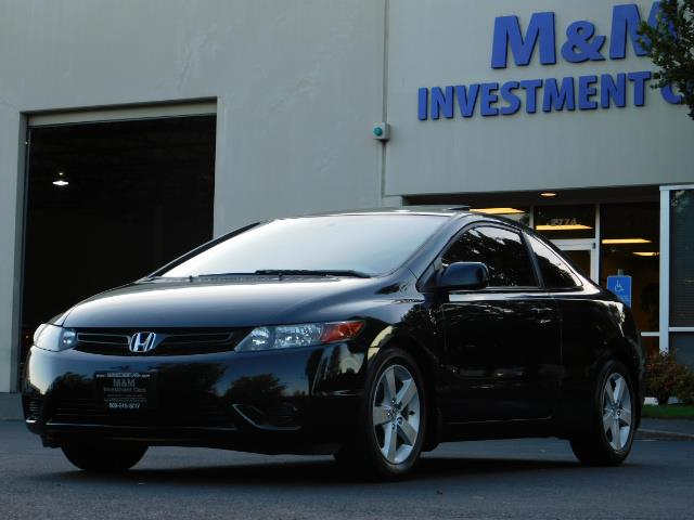 2006 Honda Civic EX / 2Dr Coupe / Sunroof / 5-Speed / Excel Cond - Photo 41 - Portland, OR 97217