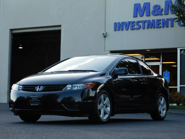 2006 Honda Civic EX / 2Dr Coupe / Sunroof / 5-Speed / Excel Cond - Photo 44 - Portland, OR 97217