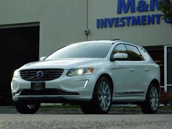 2017 Volvo XC60 T5 Inscription / Navigation / Backup / BLIS / Pano SUV