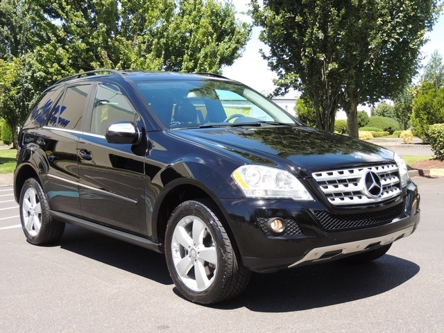 2010 mercedes benz ml350 4matic awd 1 owner for Mercedes benz ml350 4matic 2010