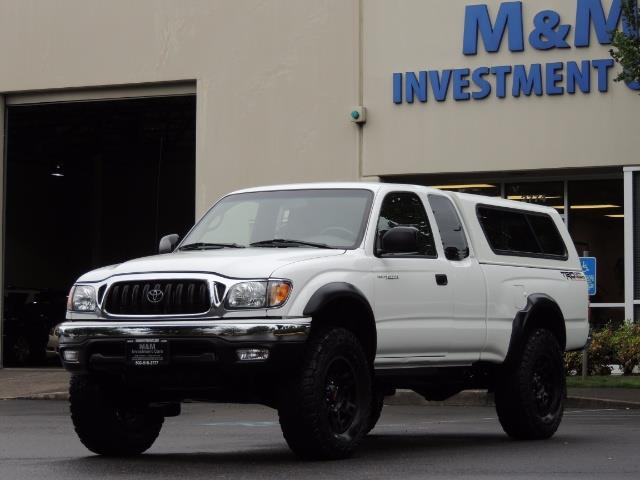 2004 Toyota Tacoma V6 2dr Xtracab / 4X4 / 5-SPEED / TRD SUPERCHARGED - Photo 44 - Portland, OR 97217