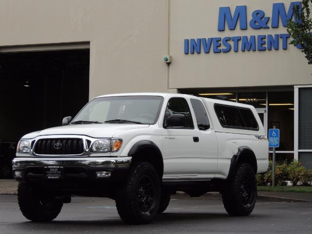 2004 Toyota Tacoma V6 2dr Xtracab / 4X4 / 5-SPEED / TRD SUPERCHARGED - Photo 43 - Portland, OR 97217