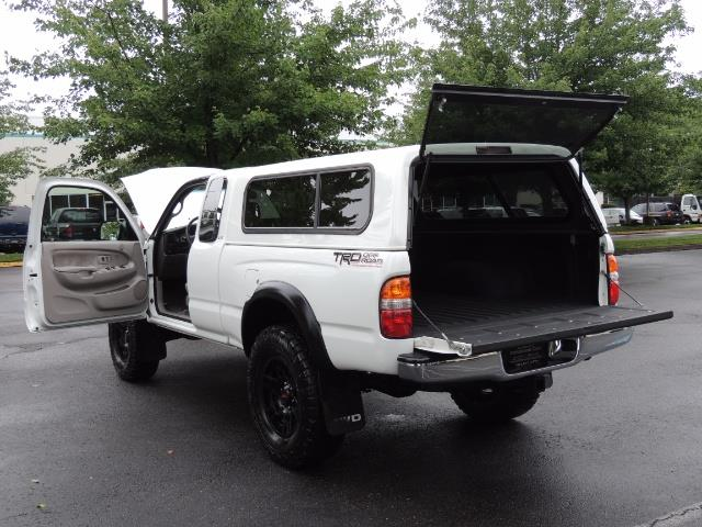 2004 Toyota Tacoma V6 2dr Xtracab / 4X4 / 5-SPEED / TRD SUPERCHARGED - Photo 27 - Portland, OR 97217