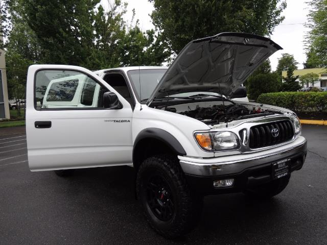 2004 Toyota Tacoma V6 2dr Xtracab / 4X4 / 5-SPEED / TRD SUPERCHARGED - Photo 30 - Portland, OR 97217