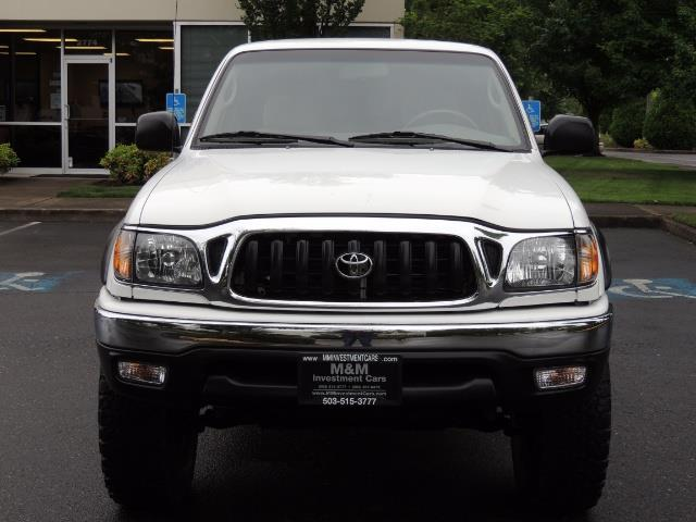 2004 Toyota Tacoma V6 2dr Xtracab / 4X4 / 5-SPEED / TRD SUPERCHARGED - Photo 5 - Portland, OR 97217