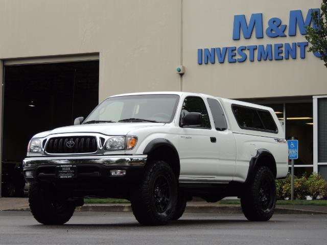 2004 Toyota Tacoma V6 2dr Xtracab / 4X4 / 5-SPEED / TRD SUPERCHARGED - Photo 1 - Portland, OR 97217