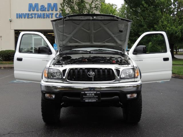 2004 Toyota Tacoma V6 2dr Xtracab / 4X4 / 5-SPEED / TRD SUPERCHARGED - Photo 31 - Portland, OR 97217