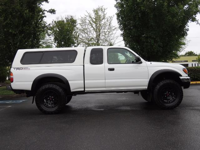 2004 Toyota Tacoma V6 2dr Xtracab / 4X4 / 5-SPEED / TRD SUPERCHARGED - Photo 4 - Portland, OR 97217