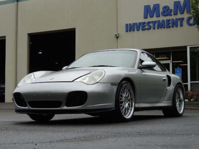 2002 Porsche 911 Turbo / AWD / 6-SPEED / Leather / Heaetd Seats - Photo 48 - Portland, OR 97217