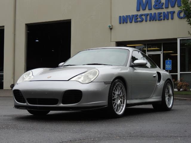 2002 Porsche 911 Turbo / AWD / 6-SPEED / Leather / Heaetd Seats - Photo 46 - Portland, OR 97217