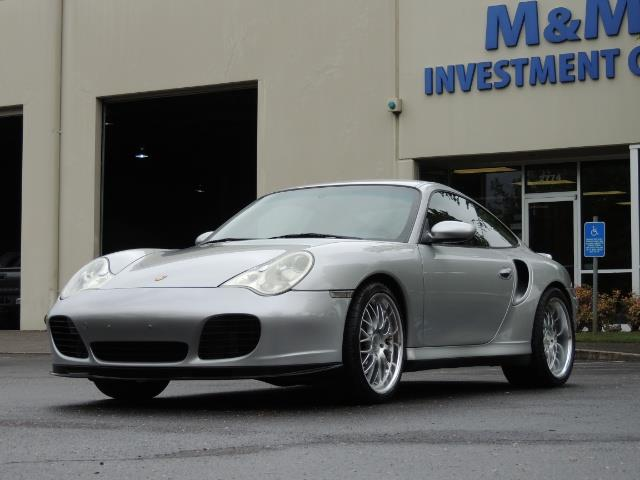 2002 Porsche 911 Turbo / AWD / 6-SPEED / Leather / Heaetd Seats - Photo 56 - Portland, OR 97217