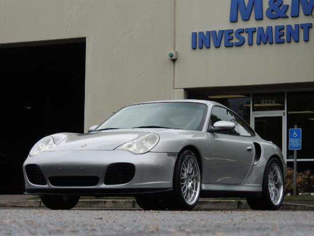 2002 Porsche 911 Turbo / AWD / 6-SPEED / Leather / Heaetd Seats - Photo 57 - Portland, OR 97217