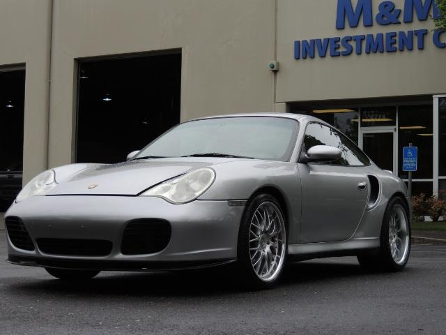 2002 Porsche 911 Turbo / AWD / 6-SPEED / Leather / Heaetd Seats - Photo 47 - Portland, OR 97217