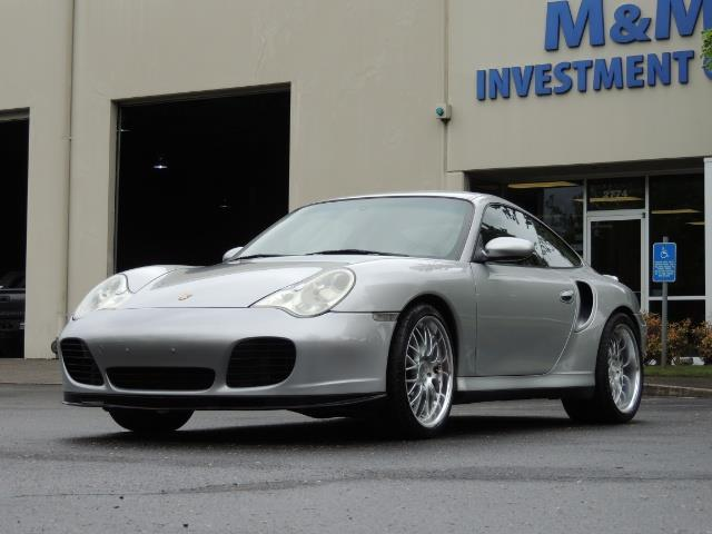 2002 Porsche 911 Turbo / AWD / 6-SPEED / Leather / Heaetd Seats - Photo 1 - Portland, OR 97217