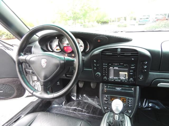 2002 Porsche 911 Turbo / AWD / 6-SPEED / Leather / Heaetd Seats - Photo 17 - Portland, OR 97217