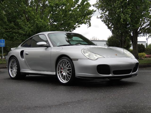 2002 Porsche 911 Turbo / AWD / 6-SPEED / Leather / Heaetd Seats - Photo 2 - Portland, OR 97217