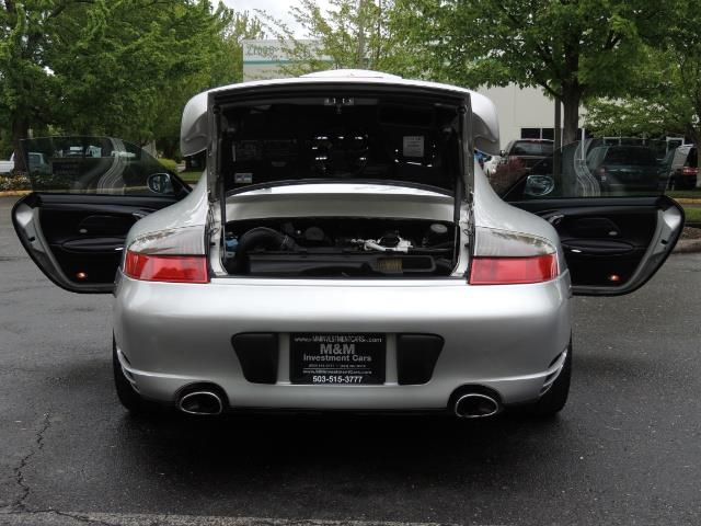 2002 Porsche 911 Turbo / AWD / 6-SPEED / Leather / Heaetd Seats - Photo 28 - Portland, OR 97217