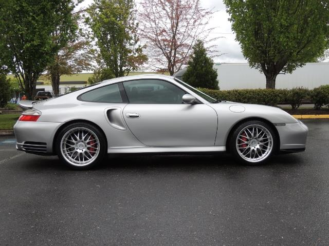 2002 Porsche 911 Turbo / AWD / 6-SPEED / Leather / Heaetd Seats - Photo 4 - Portland, OR 97217