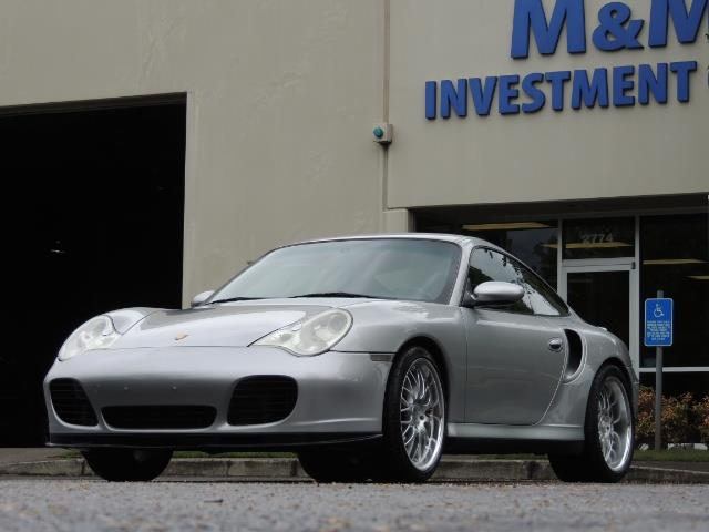 2002 Porsche 911 Turbo / AWD / 6-SPEED / Leather / Heaetd Seats - Photo 58 - Portland, OR 97217