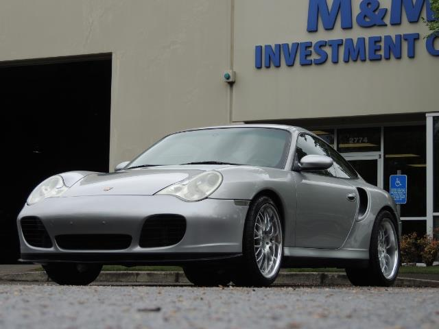 2002 Porsche 911 Turbo / AWD / 6-SPEED / Leather / Heaetd Seats - Photo 51 - Portland, OR 97217