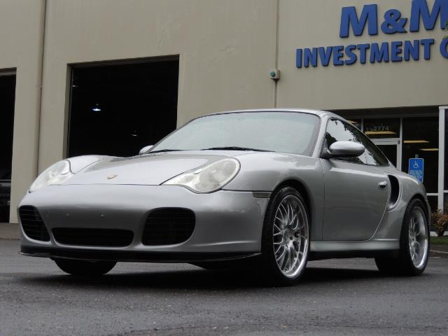 2002 Porsche 911 Turbo / AWD / 6-SPEED / Leather / Heaetd Seats - Photo 50 - Portland, OR 97217