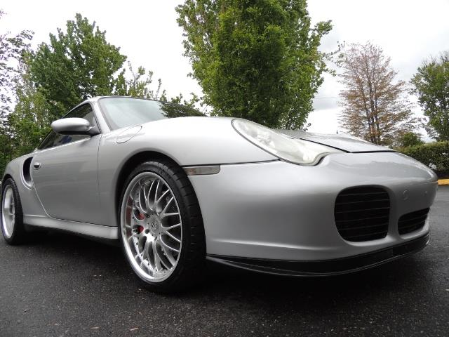 2002 Porsche 911 Turbo / AWD / 6-SPEED / Leather / Heaetd Seats - Photo 10 - Portland, OR 97217