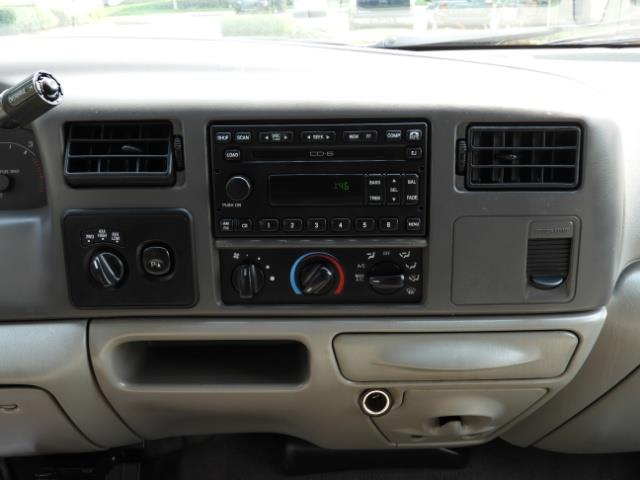 2001 Ford F-250 LARIAT 4X4 CREW CAB / 7.3 DIESEL / 127Km / LIFTED - Photo 20 - Portland, OR 97217
