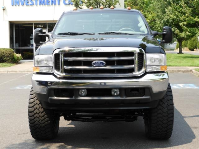 2001 Ford F-250 LARIAT 4X4 CREW CAB / 7.3 DIESEL / 127Km / LIFTED - Photo 5 - Portland, OR 97217
