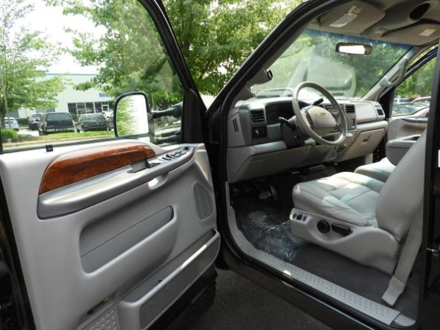 2001 Ford F-250 LARIAT 4X4 CREW CAB / 7.3 DIESEL / 127Km / LIFTED - Photo 14 - Portland, OR 97217