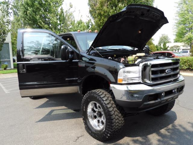 2001 Ford F-250 LARIAT 4X4 CREW CAB / 7.3 DIESEL / 127Km / LIFTED - Photo 28 - Portland, OR 97217